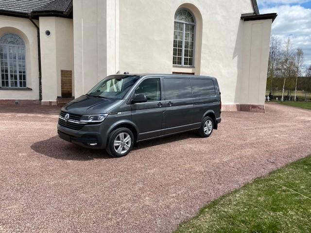 VW Transporter 6.1 skåp 4-motion, 4-kist
